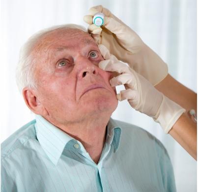 glaucoma treatment eye drops